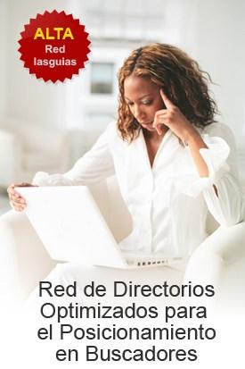 Alta en directorios de empresas